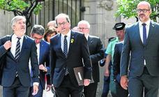 Gobierno y Generalitat rebajan el tono, pero sin llegar a acuerdos sobre seguridad