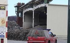 Muere un trabajador de 37 años atrapado en un molino de limpieza en Trapagaran