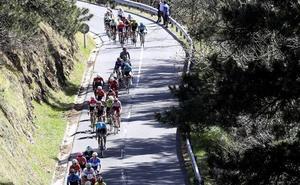 Así afecta el paso de La Vuelta a las carreteras vizcaínas