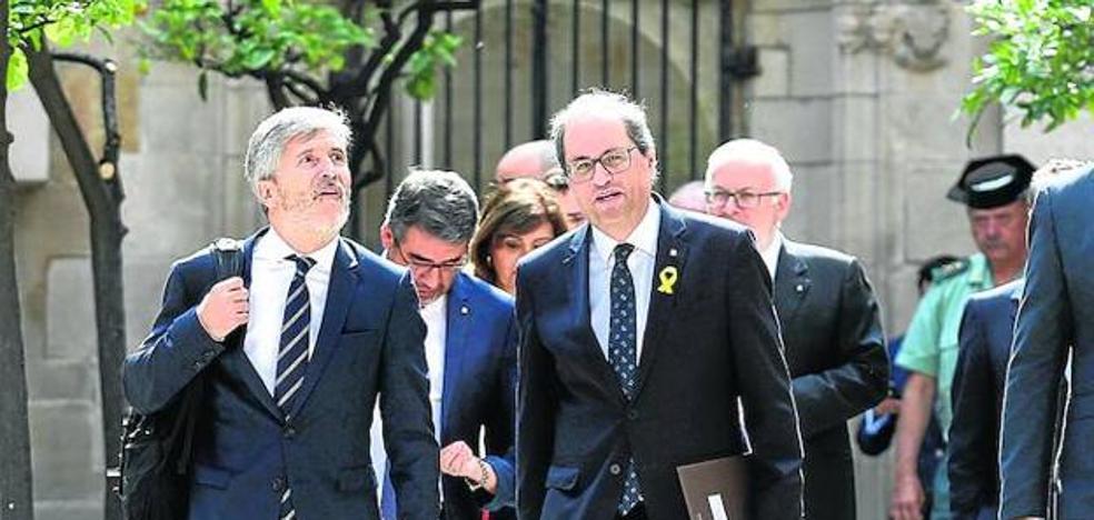 Cataluña. El momento