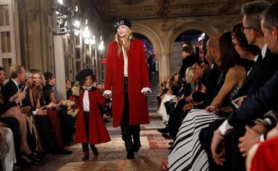 Ralph Lauren celebra sus 50 años con una explosión de lujo en Nueva York