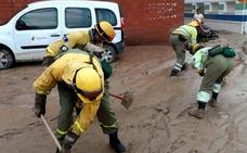 El pueblo de Toledo afectado por la riada comienza a evaluar los daños