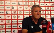 Joseba Agirre: «Nos hemos pegado un tiro en el pie»