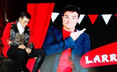 Luis Larrodera, premio Mainat por sorpresa