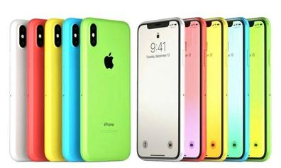 El tercer iPhone de 2018 se llama 'iPhone XC'