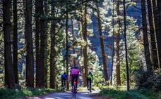 Entre Getxo y Oiz, la Vuelta cuenta la historia de Bizkaia