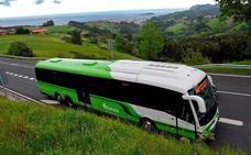 Diputación asevera que el autobús entre Bermeo y Bilbao por Sollube funciona los festivos