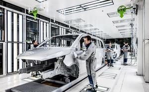 Mercedes dejará de fabricar 3.600 vehículos durante los cinco días de parada de octubre