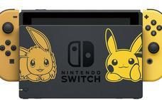 Nintendo anuncia una Nintendo Switch edición especial Pikachu & Eevee