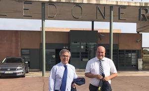 Ortuzar visita en la cárcel a tres dirigentes soberanistas cercanos a Puigdemont