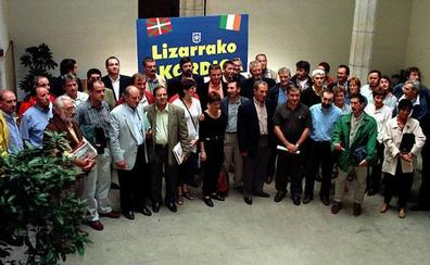 Las claves del Pacto de Lizarra