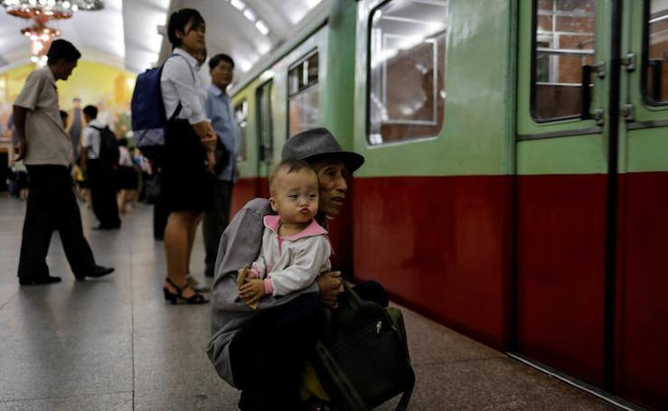 Un día cualquiera en Pyongyang