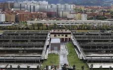 El Open House de Bilbao abre las puertas de la depuradora de Galindo
