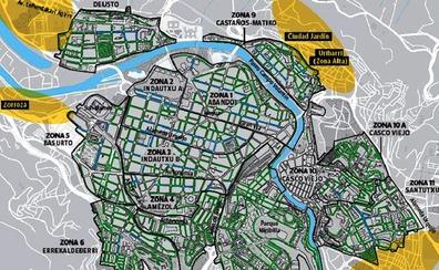 Bolueta y San Ignacio, entre los barrios a los que llegará la OTA en 2019
