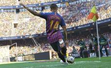 PES 2019 fue el videojuego más vendido en España este agosto
