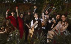 «No buscamos sonar a otra época», afirman Ghost Number & His Tipsy Gypsies