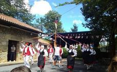 Un barrio unido por la danza