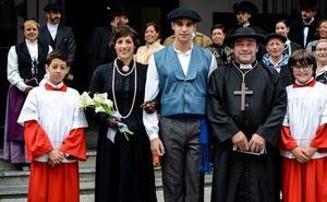 Astrabudua revivirá una boda tradicional vasca 134 años después de su celebración