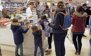 La Fiscalía de Álava abronca a los padres por «no frenar el consumismo» de sus hijos
