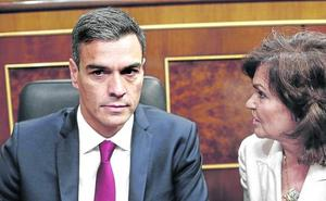 Sánchez se enfrenta a las sospechas sobre su tesis doctoral tras el cese de Montón