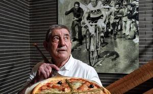 Paco Galdos, el pizzaiolo de Vitoria