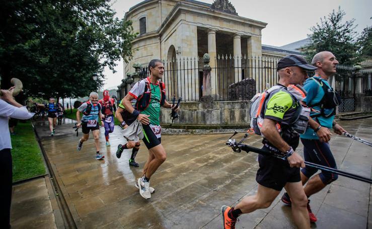 La carrera más 'ultra' une cinco montes bocineros
