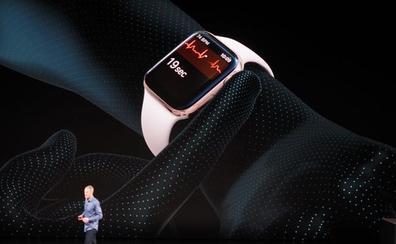 El Apple Watch Series 4 puede salvarte la vida (literalmente)