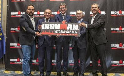 El Triatlón Vitoria da el gran salto al incorporarse al circuito Ironman