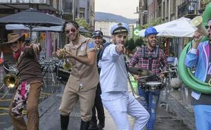 Seis bandas actúan desde hoy en el Musikalean de Erandio