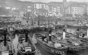 La subasta de pescado en 1877
