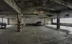 'La Bohème' se monta en un garaje de Bilbao