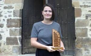Erika Elizarik irabazi du 21. Igartza Saria