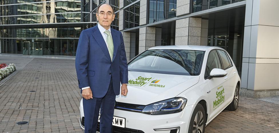 Iberdrola llenará en 15 meses la red de autovías con electrolineras de carga rápida