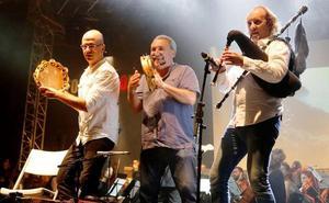 'Basque Selfie' y la fiesta sin fin de Korrontzi