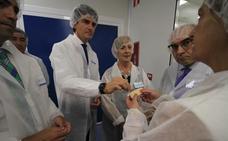 La biofarmacéutica vasca Histocell espera triplicar su facturación en cuatro años