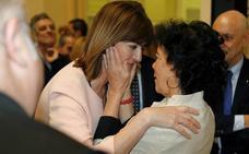 Primer acto político de Celaá en Euskadi desde que es ministra