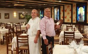 Mesa (Vitoria): A mesa puesta... desde 1982