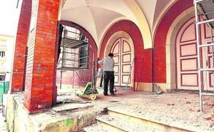 Las obras en la iglesia de San Nicolás durarán 3 meses y dotarán de una nueva capilla al templo