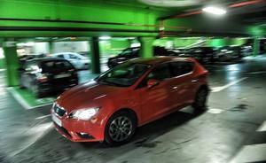 Urtaran mantiene el cierre parcial del parking de Abastos para el lunes