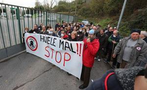 El Gobierno vasco insta a la sebería de Ortuella a fijar nuevas medidas para reducir los olores
