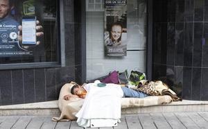 Getxo habilita 18 camas para los 'sintecho' de Uribe Kosta