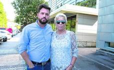 «Necesitaba recorrer el camino que hizo mi padre el día que ETA lo asesinó»