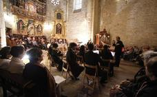 El violonchelista bilbaíno Asier Polo abre mañana el ciclo musical de Zenarruza