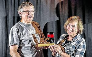 Javier Alkorta y Ruiz Corral, una pareja con muchas tablas
