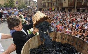 Baños de Ebro triunfa en el concurso de vinos de la Fiesta de la Vendimia