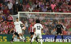 Athletic - Real Madrid: resultado de Liga 2018 - 2019
