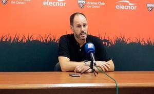 Luaces (Arenas), tras el derbi: «Ha sido una victoria liberadora»