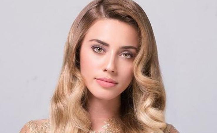 Las mejores imágenes de Amaia Izar, Miss World Spain