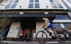 Un grupo inversor adquiere el hotel Gasteiz para incluir apartamentos y comercios