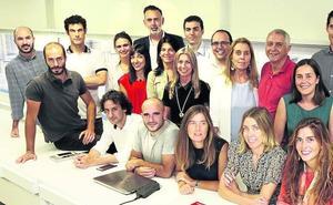 Emprendedores con clase